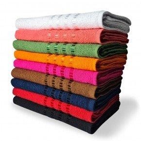 toalha de banho macia seca bem avulsa unitaria linha esmeralda toalha show 6
