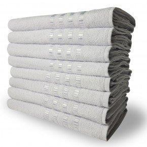 toalha de banho macia seca bem intermediaria linha esmeralda toalha show 16