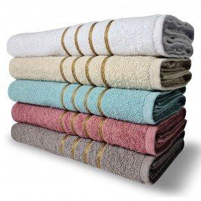 jogo de toalha felpuda dia a dia linha dubai toalha show 41